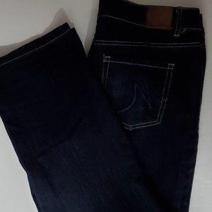 Maurices Size 14 Dark Wash Jeans